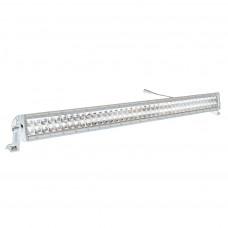 Двухрядная LED балка AURORA комбинированного света, мощность 400Вт, 1090x83x89мм, 80 диодов, 12В, угол рассеивания 10 град.+20 град.