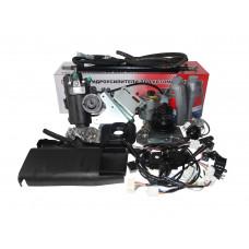 Гидроусилитель руля ГУР 452 (г. Стерлитамак) дв. ЗМЗ 402, 410 ЛЮКС с механизмом УАЗ 3303