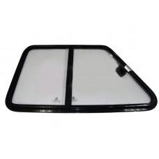 Окно раздвижное (форточка) УАЗ 452 передней двери левое