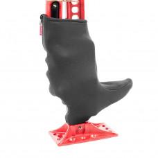 Защитный чехол на механизм домкрата типа Hi-Lift на молнии (черный,неопрен), Tplus