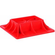 Подставка пластмассовая под реечный домкрат