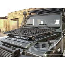 Багажник KDT на капот Land Rover Defender 90/110